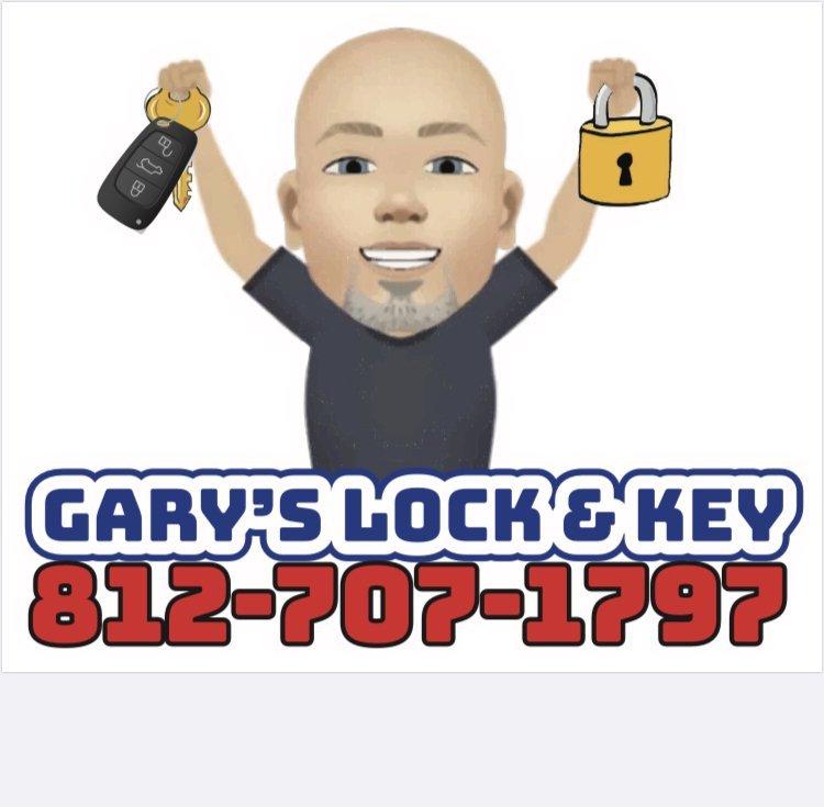 Gary's Lock And Key Service: 332 S Washington St, Bloomfield, IN