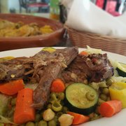 Moroccan Restaurant Grand St Louis