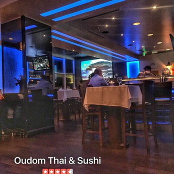 Photo Of Oudom Thai Sushi Orlando Fl United States
