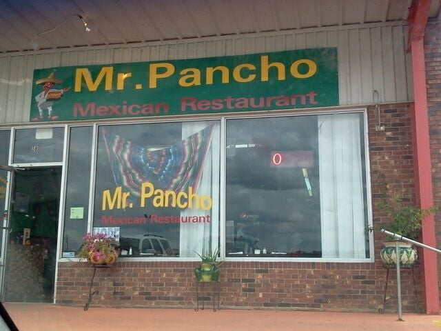 Pancho's Mexican Restaurant: 58 S Park Shopping Ctr, Nashville, AR