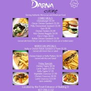 Darna Cuisine - CLOSED - Order Online - 31 Photos & 10 Reviews ... on