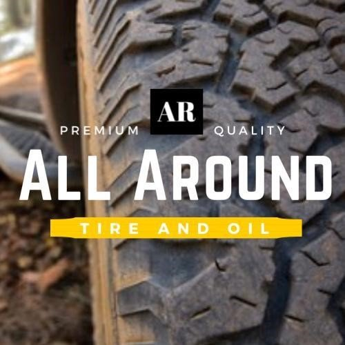 All Around Tire and Oil: 406 1st Ave NE, Belfield, ND