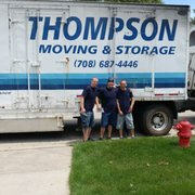 Thompson Moving U0026 Storage