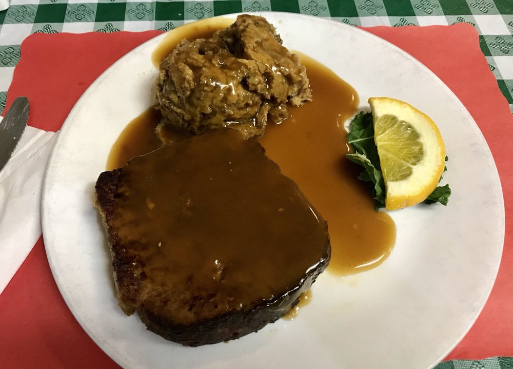 Old Mill Family Restaurant: 103 S Robinson Ave, Pen Argyl, PA
