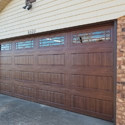 Photo Of Discount Garage Door   Tulsa, OK, United States. Residential Garage  Door