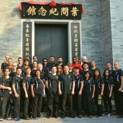17524fa2f Photo of Wing Chun West - Los Angeles, CA, United States. At Great. At  Great GrandMaster Yip Man's ...