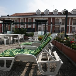 Photo Of Hotel Rainero Asti Italy Solarium