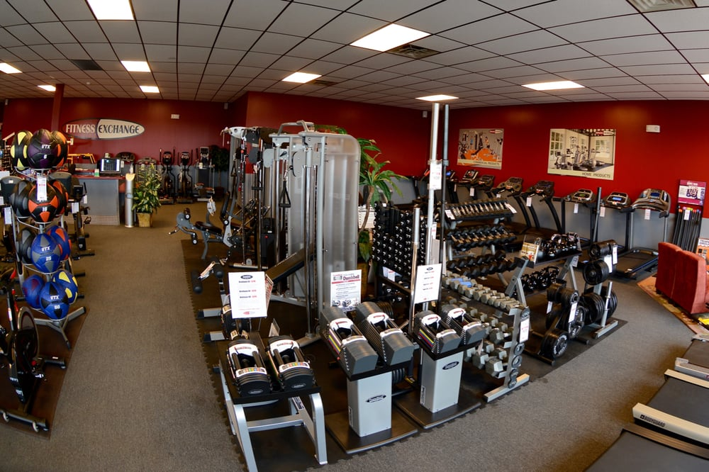 Fitness Exchange: 693 State Rd, Emmaus, PA