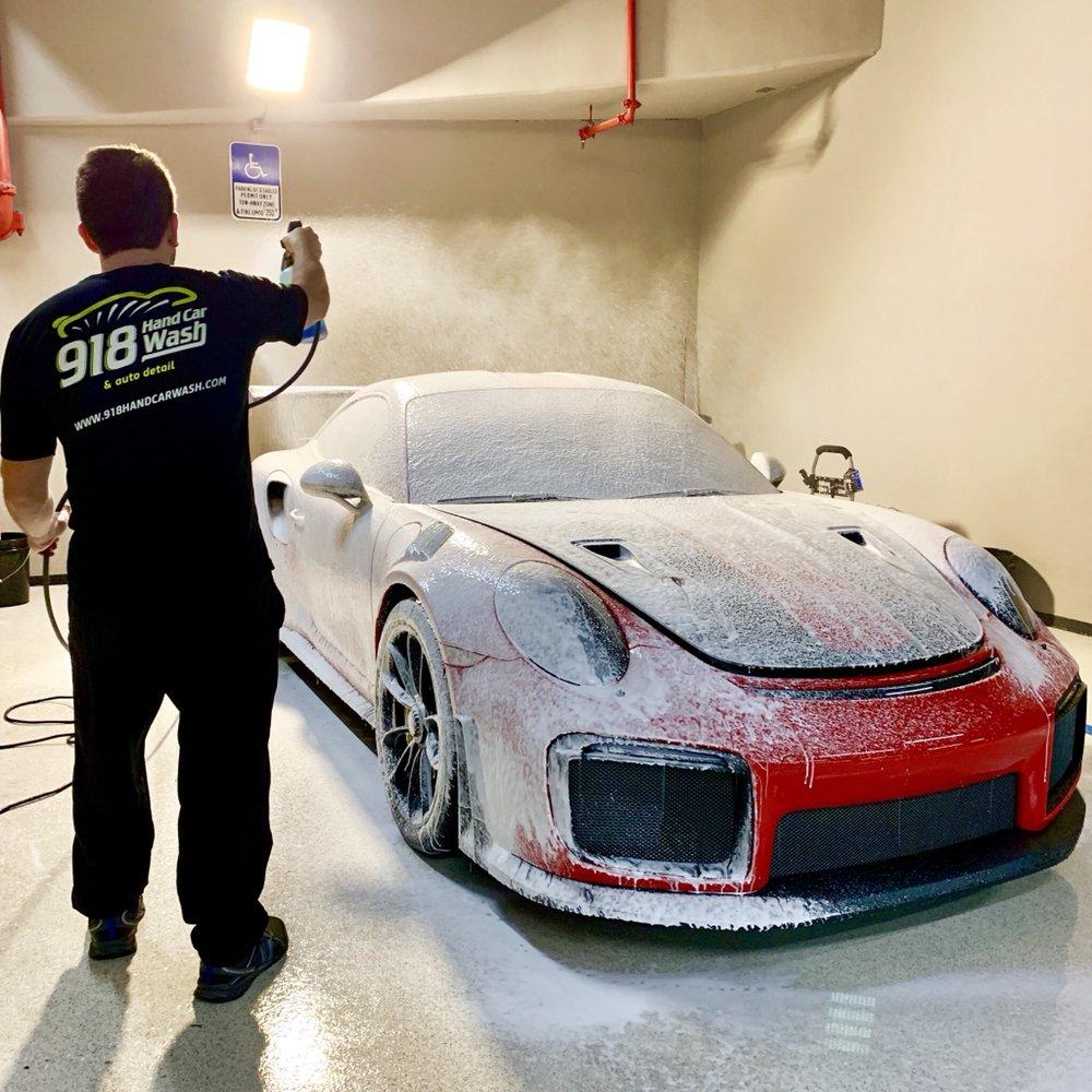 918 Hand Car Wash & Auto Detail: 21500 Biscayne Blvd, Aventura, FL