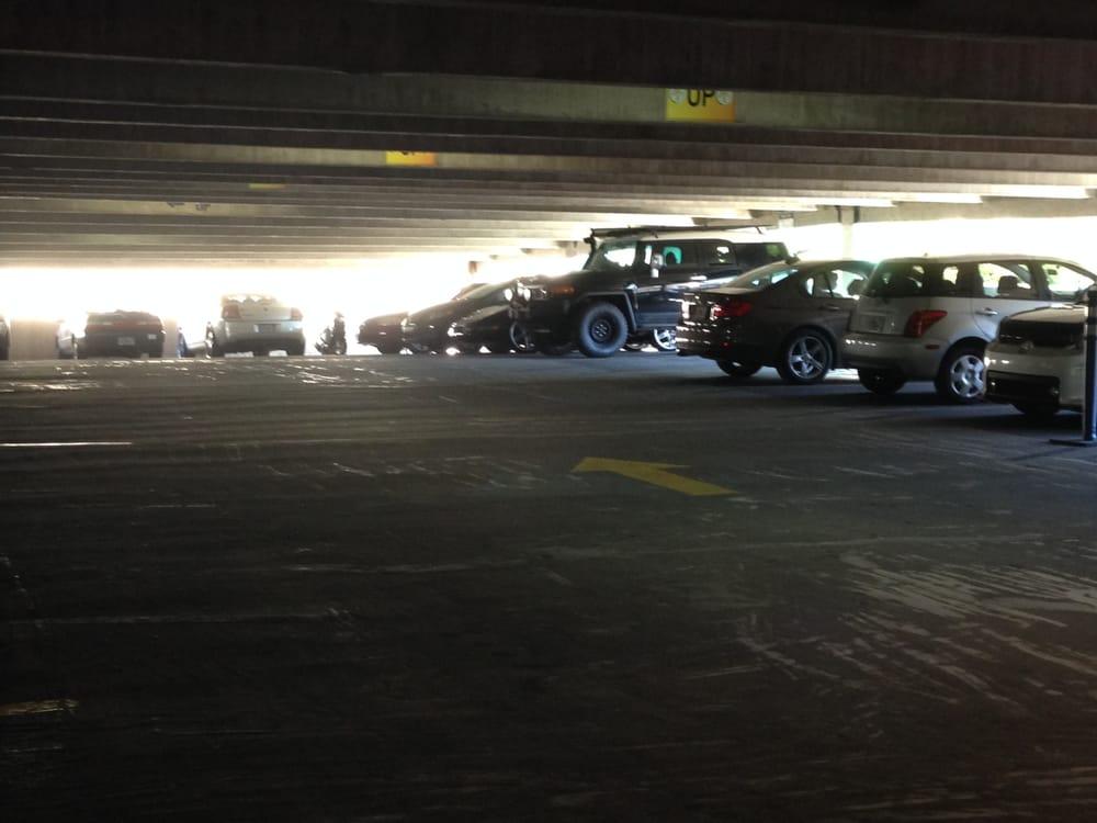 The parking garage - Yelp