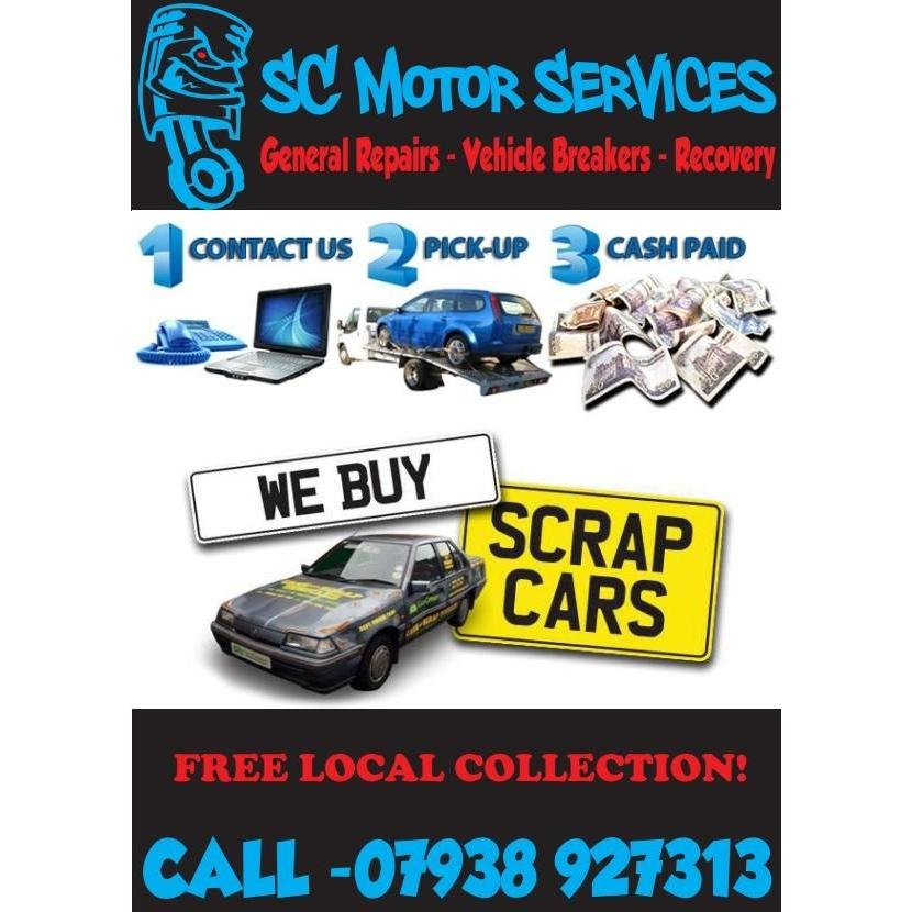 Sc Motor Services - 24hr Recovery & Transport - Breakdown Services ...