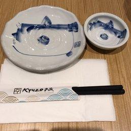 Photo of Kyuzo Japanese Restaurant - Vancouver BC Canada. Setting & Photos for Kyuzo Japanese Restaurant - Yelp