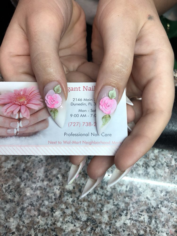 Elegant Nails & Spa - 191 Photos & 52 Reviews - Nail Salons - 2146 ...