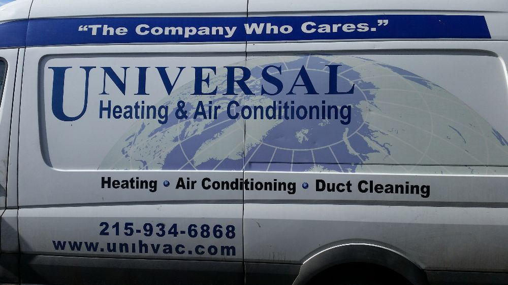 Photos For Universal Heating And Air Conditioning Yelp