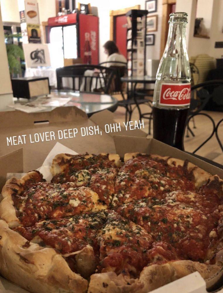 Studio Pizza: 426 Quincy St, Hancock, MI