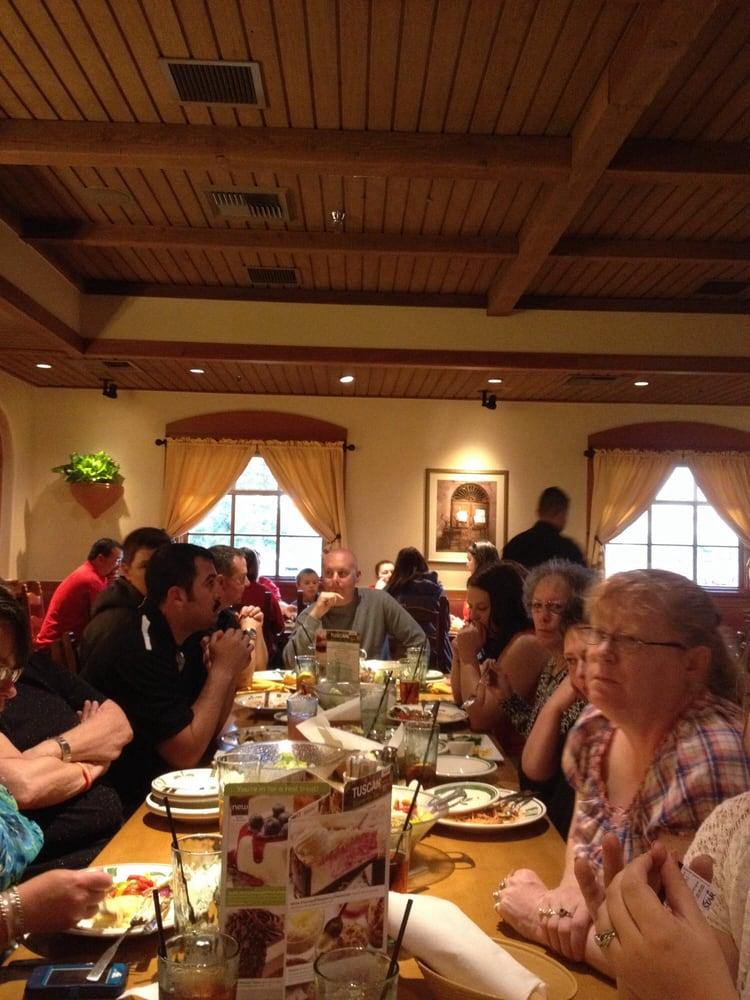 Olive Garden Italian Restaurant Cheyenne Wy