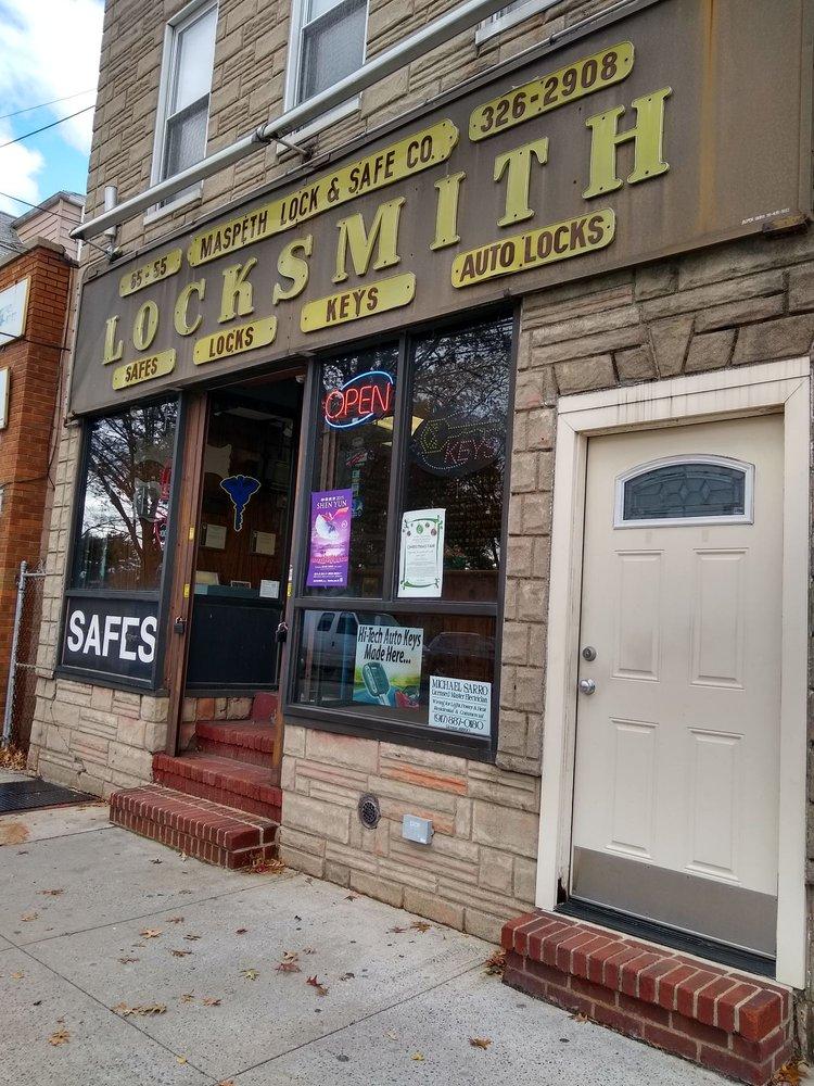 Maspeth Lock and Safe: 6555 Grand Ave, Maspeth, NY
