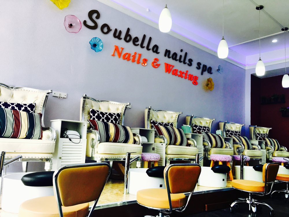 Soubella Nails Spa: 2824 California St, San Francisco, CA