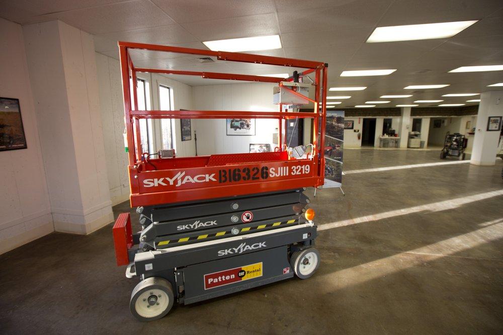 SkyJack Scissor Lift for Rent at Patten Cat Joliet, IL - Yelp