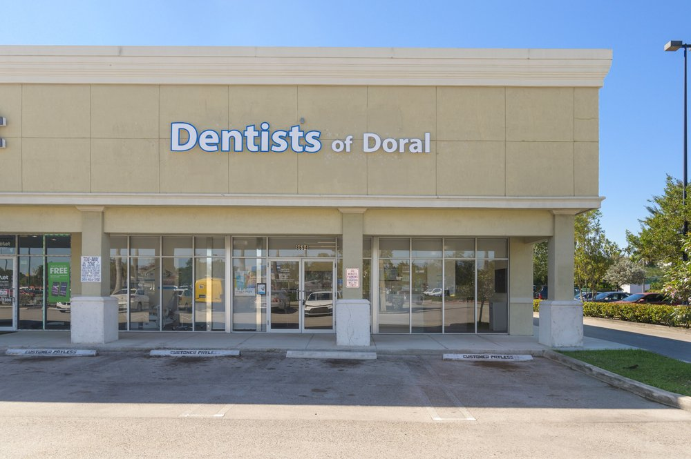 Dentists of Doral: 8694 NW 13th Ter, Doral, FL