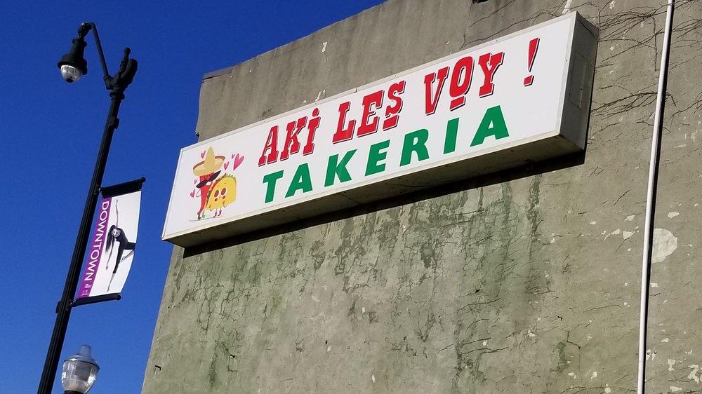 Aki Les Voy Takeria