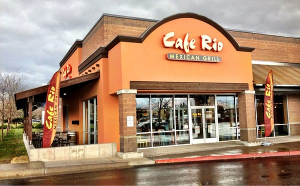 Cafe Rio Mexican Grill - Missoula, MT | Yelp