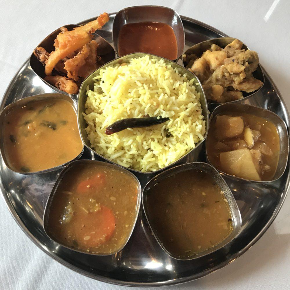 Dwaraka Indian Cuisine: 3962 SE Hawthorne Blvd, Portland, OR
