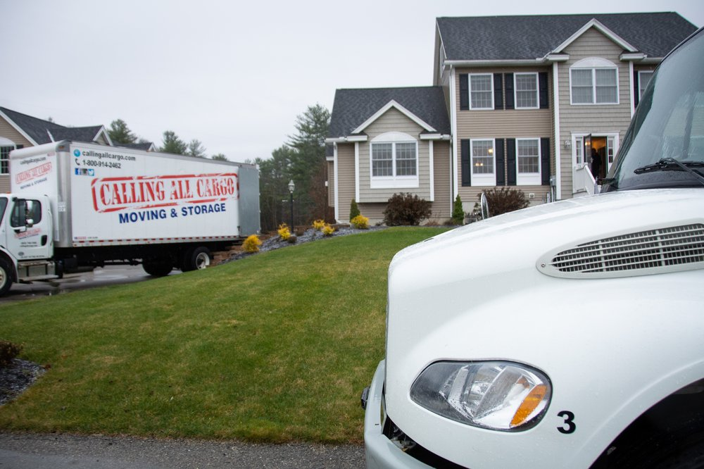 Calling All Cargo Moving & Storage: 69 Venture Dr, Dover, NH