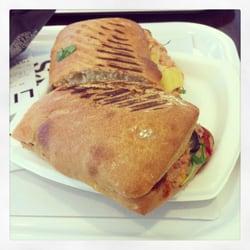 Lina's - Sandwiches - Etienne Marcel/Montorgueil