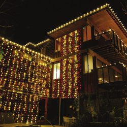 photo of la christmas light installers los angeles ca united states