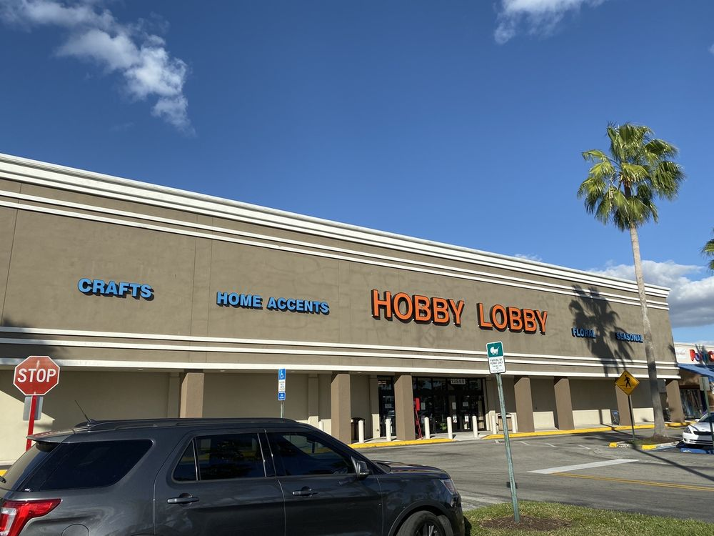 Hobby Lobby: 13899 SW 88th St, Miami, FL