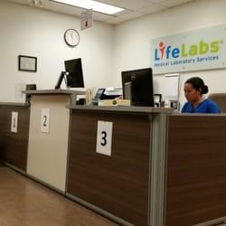 LifeLabs - 10 Reviews - Medical Clinics - 650 41st Avenue