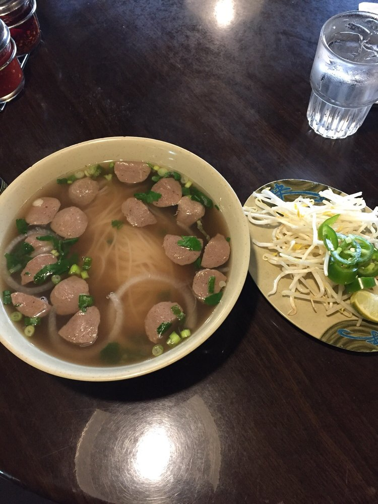 Pho & More: 323 E College Way, Mount Vernon, WA