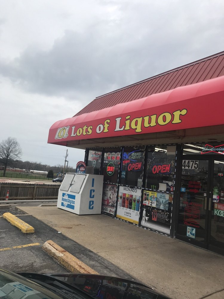 LOL - Lots of Liquor