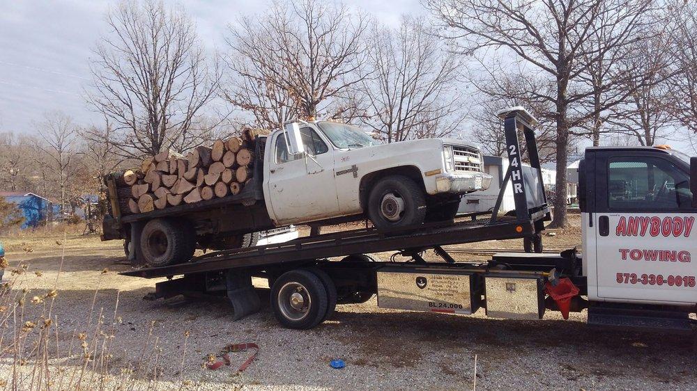Anybody Towing: 18200 Lament Ln, St. Robert, MO