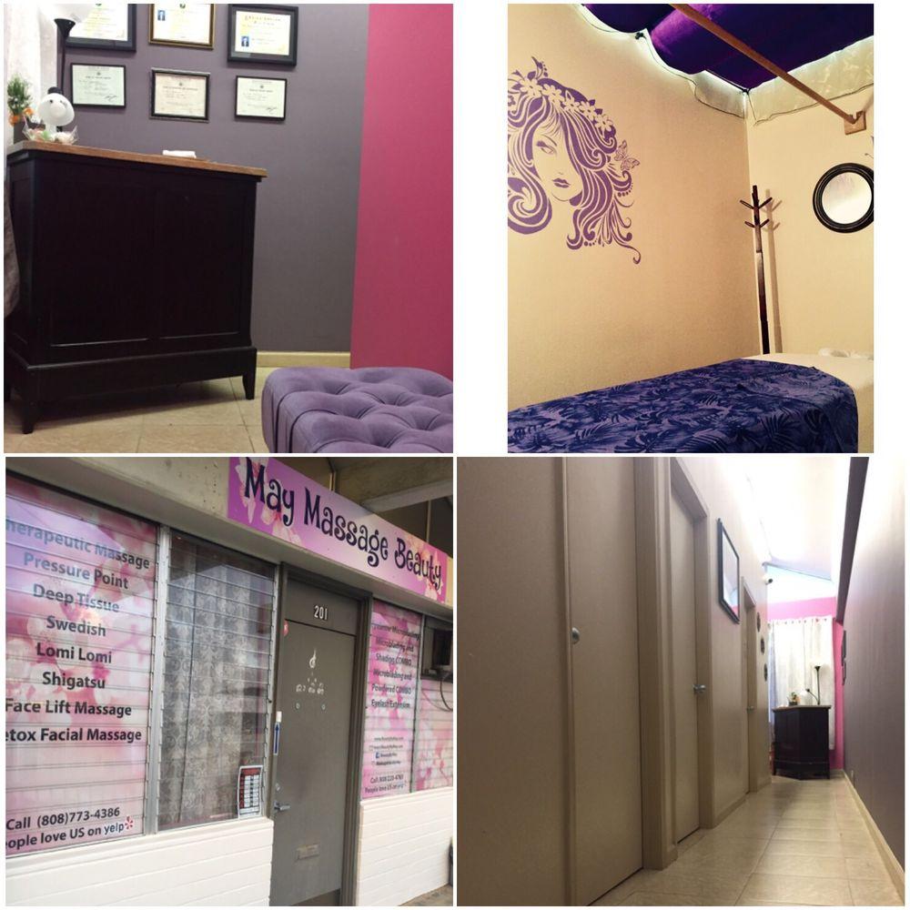 May Massage Beauty: 99-205 Moanalua Rd, Aiea, HI