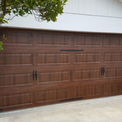 Photo of C u0026 G Garage Door - Titusville FL United States. Walnut & C u0026 G Garage Door - 19 Photos - Garage Door Services - 2459 Cheney ... pezcame.com