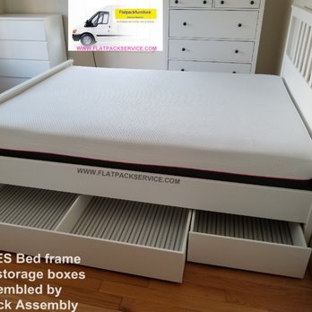 Furniture Embly 2 Hours Bed