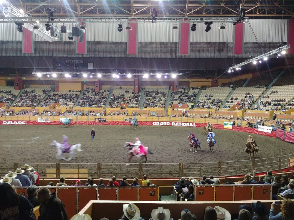 Grand National Rodeo Horse & Stock Show