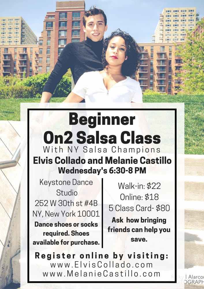 Elvis Collado Dance