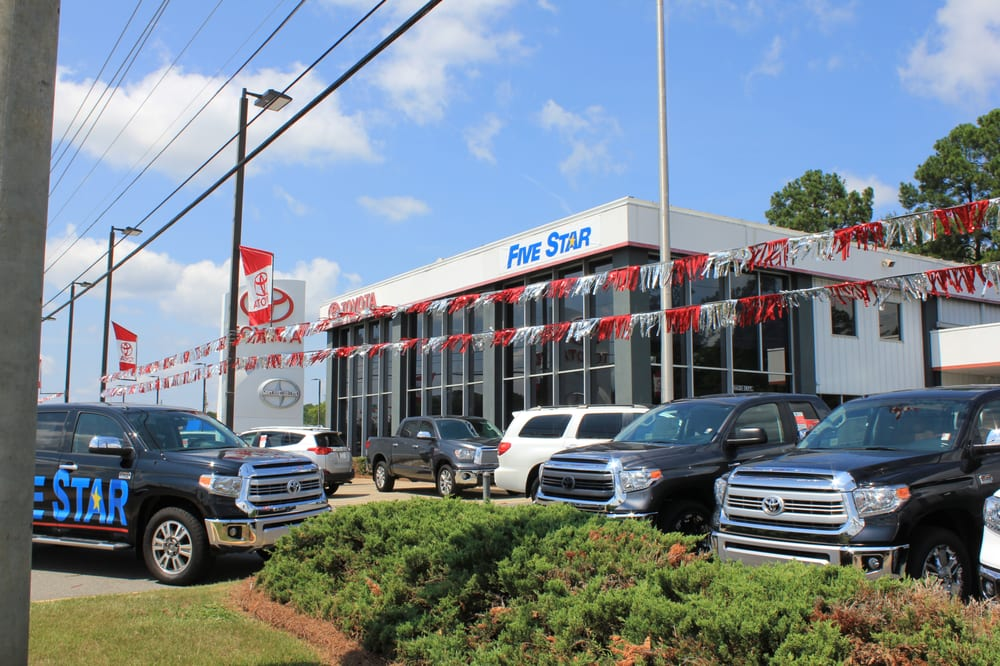 Five Star Toyota >> Five Star Toyota Of Milledgeville Auto Repair 2816 N Columbia St