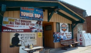 The Tower Tap and Restaurant: 3952 Main St, Kettle River, MN