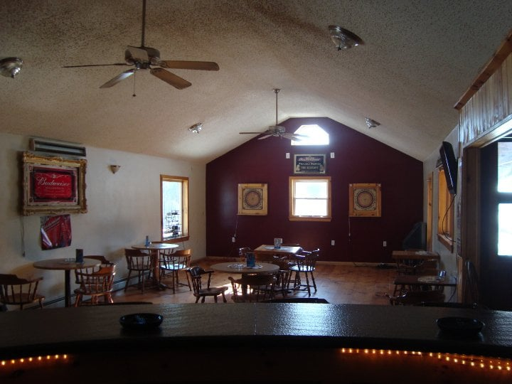 The Hayloft Tavern and Restaurant: RR1 Rt 267, Lawton, PA