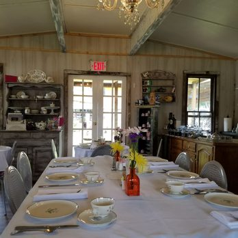 Whistle Stop Gardens Tea Room Lutz Fl