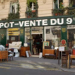 d pot vente du 9 me antiquaires strasbourg st denis bonne nouvelle paris avis photos. Black Bedroom Furniture Sets. Home Design Ideas