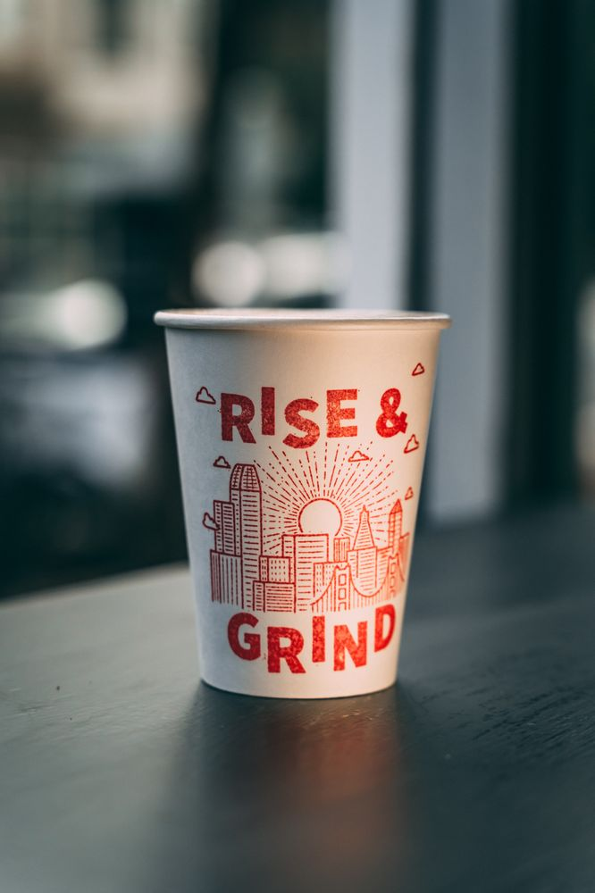 Image of Rise & Grind Coffee and Tea1