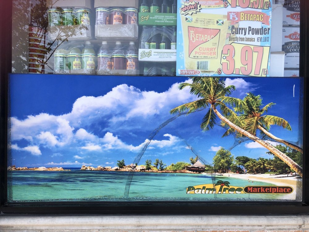 Palm Tree Marketplace: 3717 Boston Rd, Bronx, NY