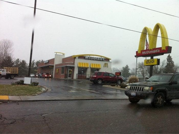 McDonald's: 588 E Main St, Jackson, OH