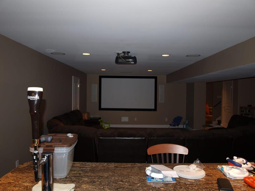 AV Media Group - 17 Photos - Home Theatre Installation