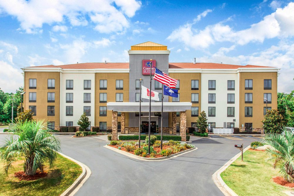 Comfort Suites: 12865 Hwy 56 North, Clinton, SC